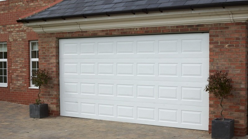 Permalink to:Sectional Garage Doors